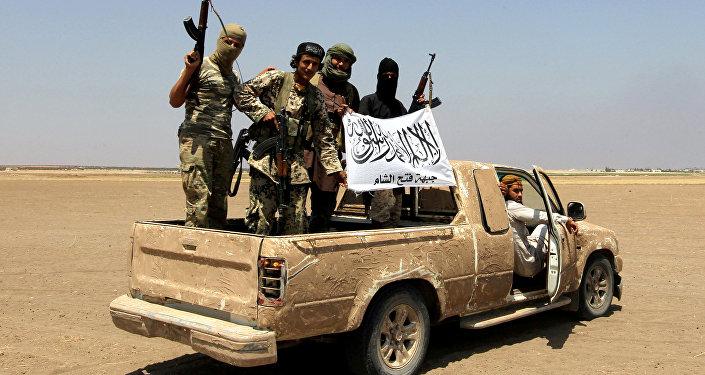 Fetih el Şam Cephesi (El Nusra) üyeleri