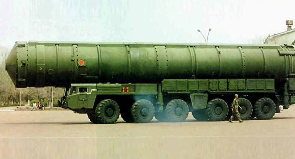 Çin, Rusya sınırına kıtalararası füze konuşlandırdı