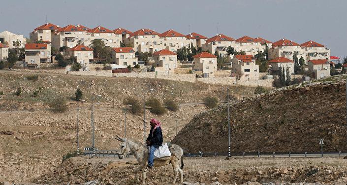 Batı Şeria'daki Yahudi yerleşimleri