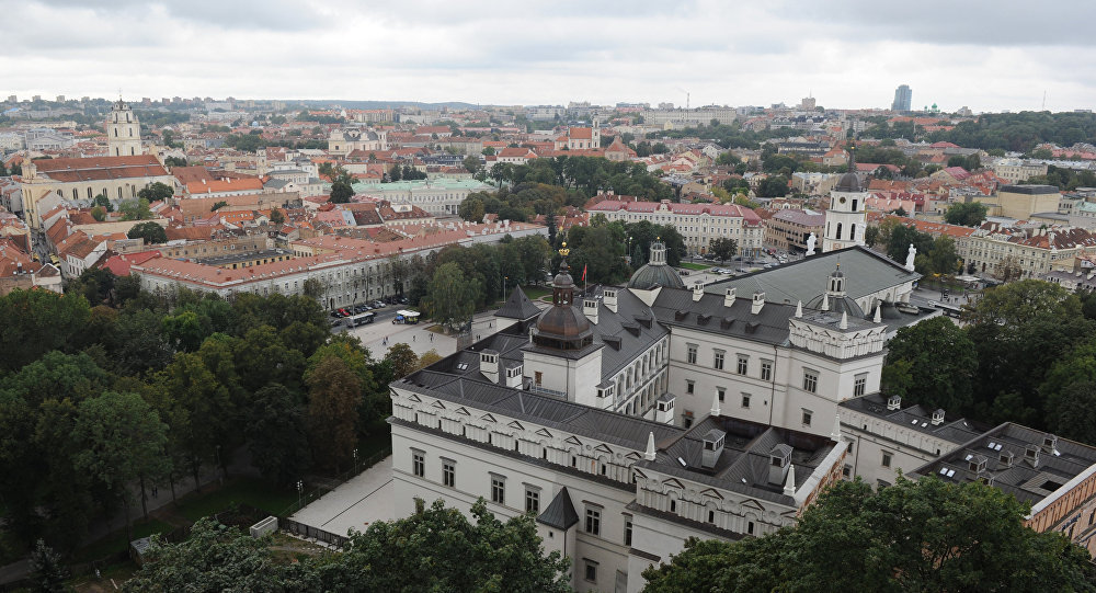 Vilnius- Litvanya