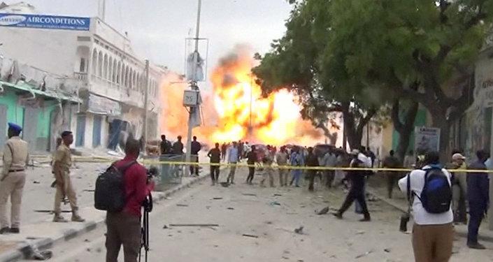 Mogadişu'da El Şebab saldırısı