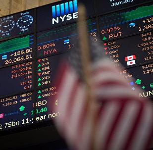 ABD ekonomisi - New York Borsası - Dow Jones Endeksi