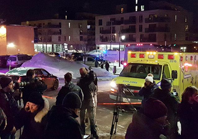 Kanada'da camiye silahlı saldırı