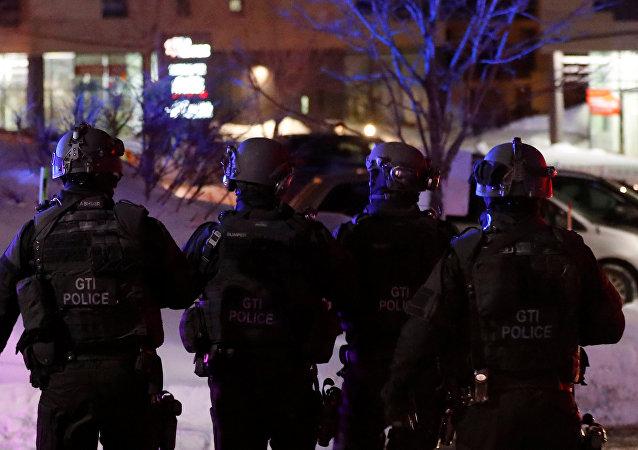 Kanada cami saldırısı