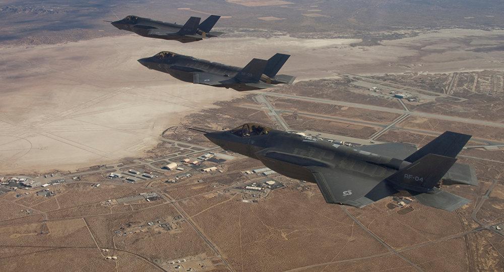 ABD Kongresi: Türkiye'ye F-35 teslimatı geçici olarak durdurulacak