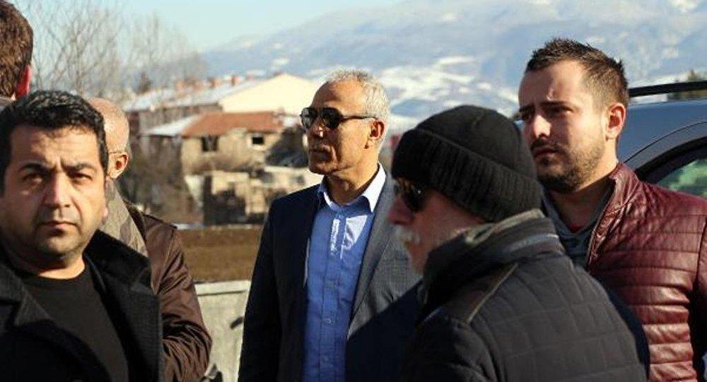 Mehmet Ali Ağca - Alaattin Çakıcı ziyareti