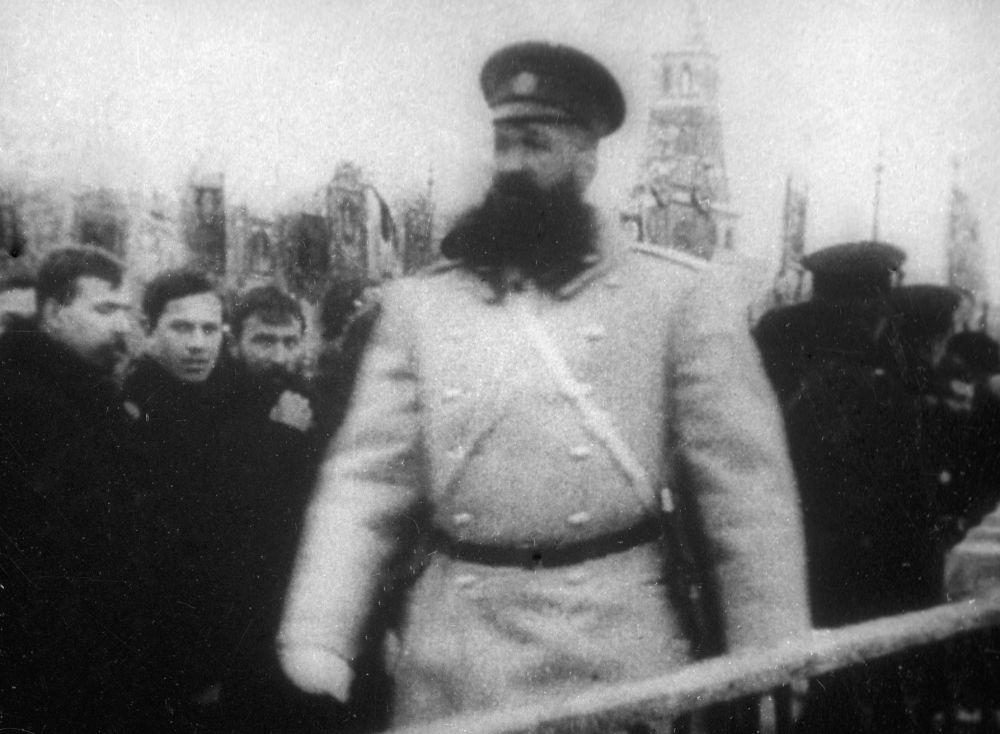 1917 Devrimi öncesi Rusya'da yaygın olan meslekler