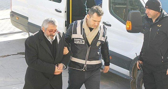 Fetullah Gülen'in yeğeni M.A.S