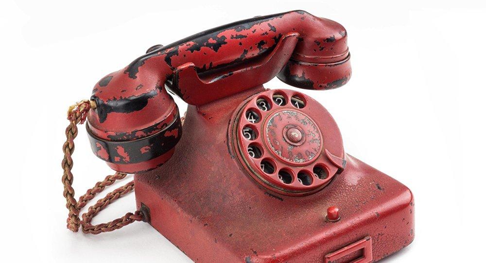 Adolf Hitler'in telefonu