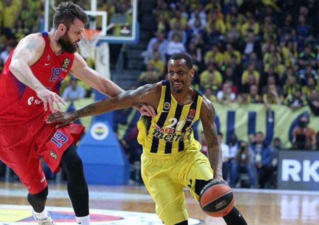 Fenerbahçe - CSKA Moskova