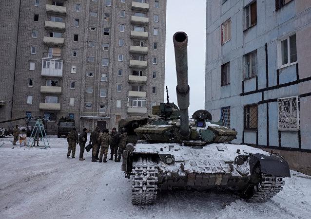 Ukrayna'da savaş