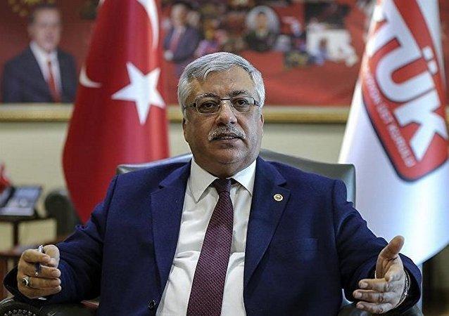 RTÜK Başkanı İlhan Yerlikaya