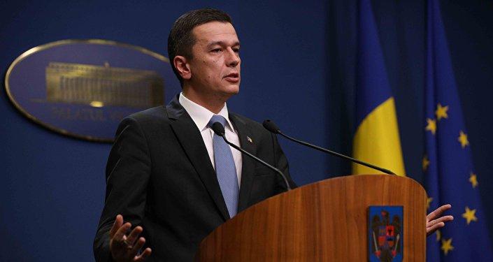 Romanya Başbakanı Sorin Grindeanu