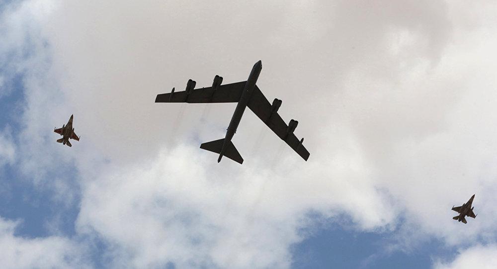Ürdün savaş uçağı