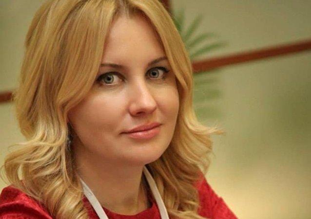 Larisa Lutkova Türkkan