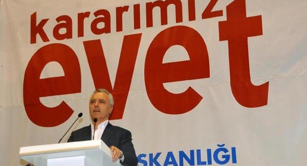 AK Parti Genel Başkan Yardımcısı Mustafa Ataş