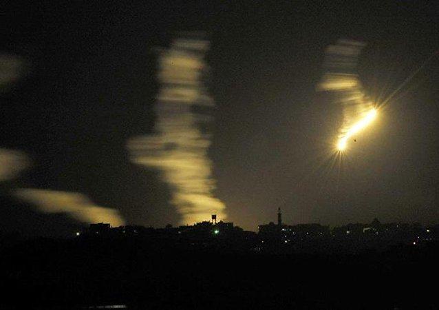 İsrail-Gazze saldırı