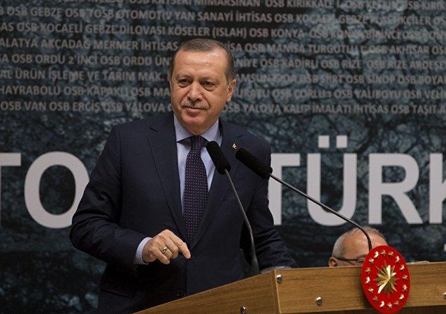 Rcep Tayyip Erdoğan