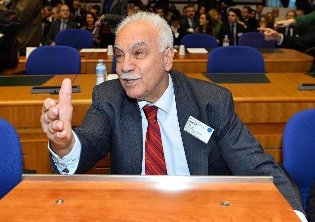 İşçi Partisi Genel Başkanı Doğu Perinçek