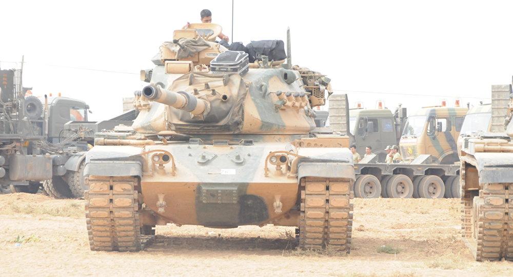 Fırat Kalkanı operasyonundaki Türk askerleri
