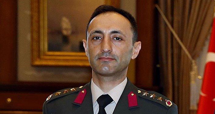 eski Cumhurbaşkanlığı Başyaveri Kurmay Albay Bekir Furkan Özdaban