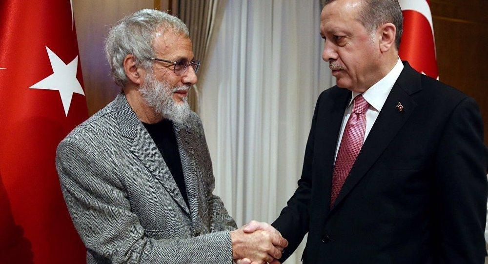Cumhurbaşkanı Recep Tayyip Erdoğan- Yusuf İslam