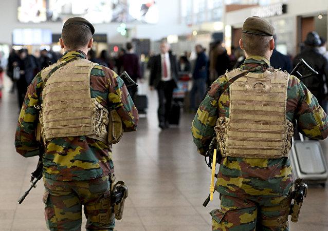 Brüksel - Zaventem Havalimanı