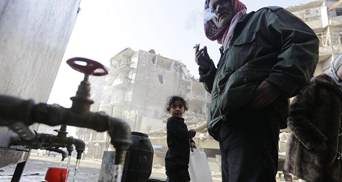 Halep - içme suyu
