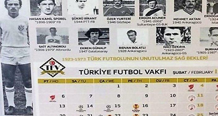 Türkiye Futbol Vakfı - Recep Tayyip Erdoğan