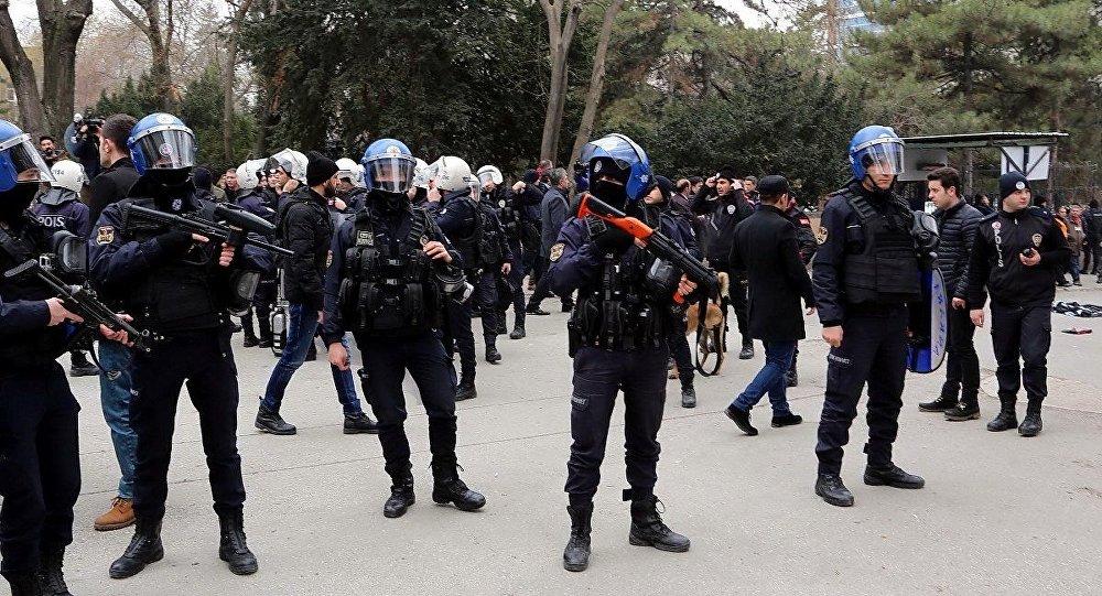 KHK- akademisyen- polis müdahalesi