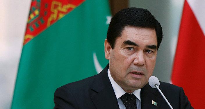 Gurbanguli Berdimuhamedov