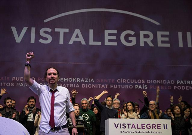 Podemos / Pablo Iglesias