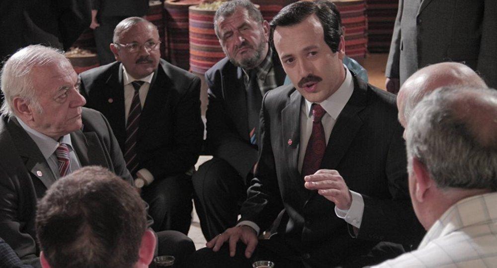 Cumhurbaşkanı Recep Tayyip Erdoğan'ın hayatını anlatan Reis filmi