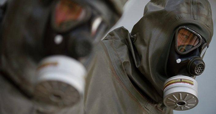 Kimyasal silah (Arşiv)