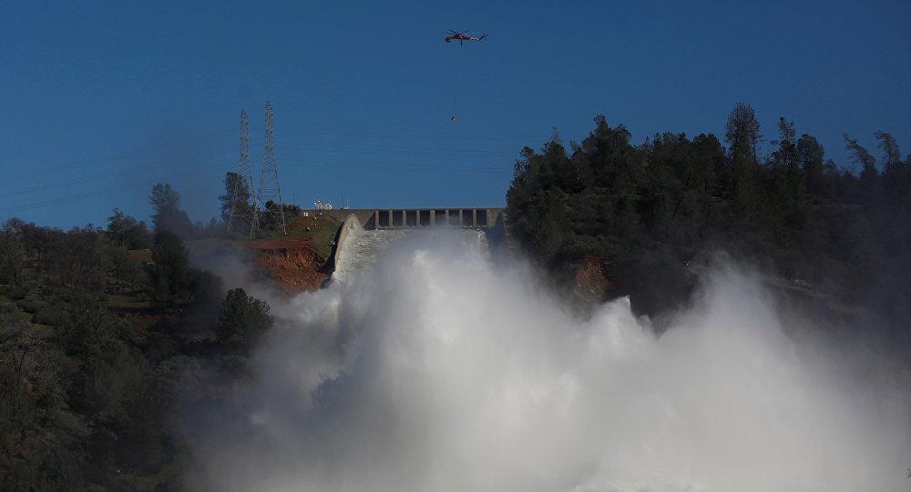 Oroville Barajı