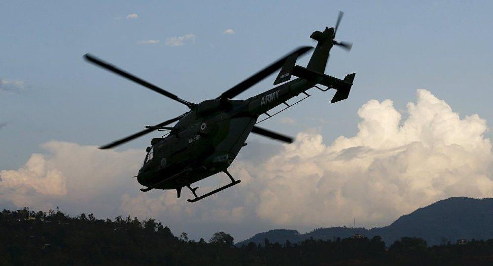 Askeri helikopter