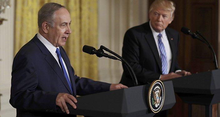 Trump ve Netanyahu ortak basın toplantısı