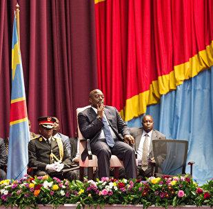 Demokratik Kongo Cumhuriyeti Devlet Başkanı Joseph Kabila