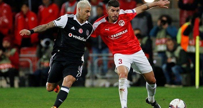 Hapoel Beer-Sheva - Beşiktaş