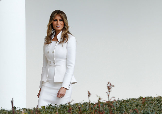 Melania Trump / Beyaz Saray