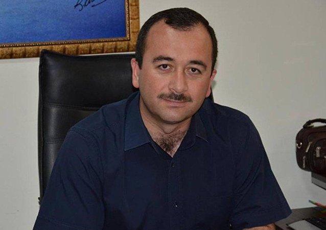 Denizli'nin merkez Pamukkale İlçe Milli Eğitim Şube Müdürü Zekeriya Çamlıbel
