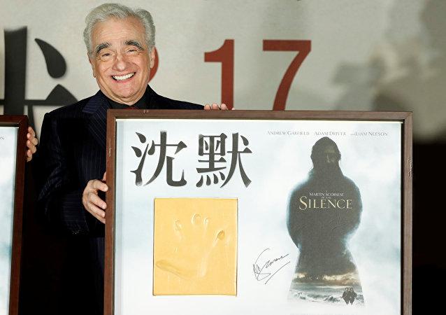 Martin Scorsese, Silence filminin Tayvan'daki galasında