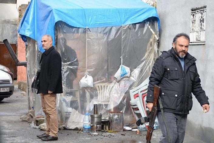 MİT'İn Tarsus'ta yürüttüğü esrarengiz kazı çalışması