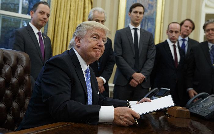 Trump: Suriye'de küçük bir birlik bırakabiliriz, böylece IŞİD tekrar başlamaz