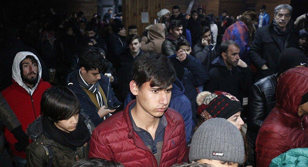Siverek'te mahsur kalan kişiler kurtarıldı