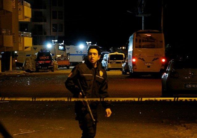 Şanlıurfa bombalı saldırı