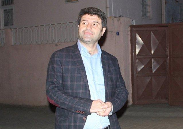HDP Batman milletvekili Mehmet ali Aslan
