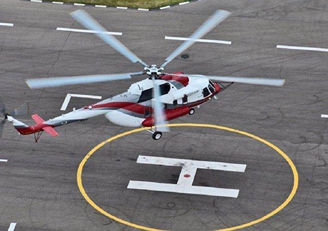 Mi-171A2 helikopteri