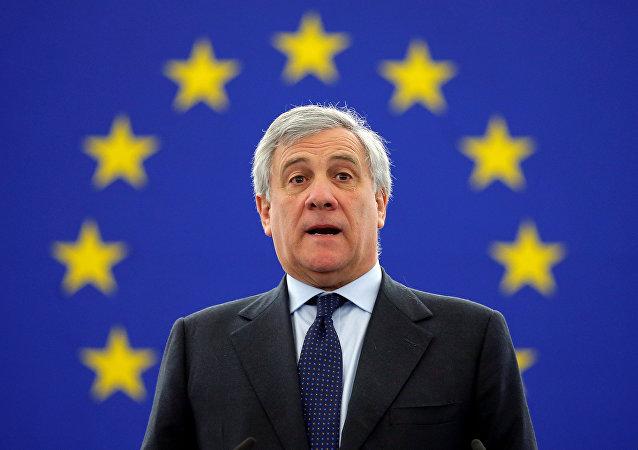 AP Başkanı Antonio Tajani