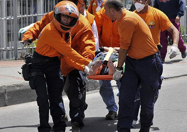 Kolombiya ambulans